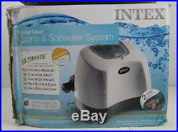 INTEX Krystal Clear Saltwater System ZS6110 for Above Ground Pools