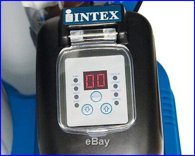Intex 2650 Sand Filter & Saltwater Generator Swimming Pool System #56681EG
