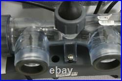 Intex 26667EG 5110 Krystal Clear Electric Saltwater Filter Pump System White