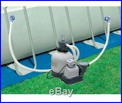 Intex 28651eg Krystal Clear 3000 Gph Above Ground Swimming
