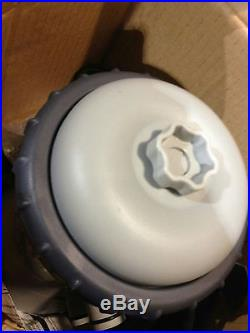 Intex 637R Krystal Clear Cartridge Filter Pump Above Ground Pool 1000 GPH
