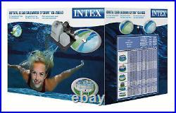 Intex Chlorgenerator Salzwassersystem für Pools bis 26,5 m³