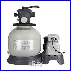 Intex Krystal Clear 2800 Gph Above Ground Pool Sand Filter
