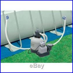 Intex Krystal Clear 3000 GPH Above Ground Pool Sand Filter Pump (Used)
