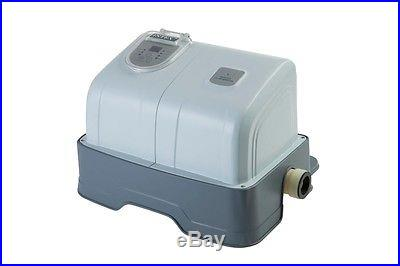 Intex Krystal Clear Ozone & Saltwater Swimming Pool System w/ GFCI 56607EG