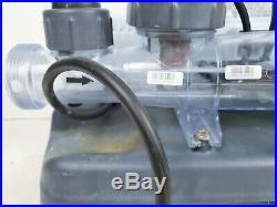 Intex Krystal Clear Saltwater Pool System CS8110