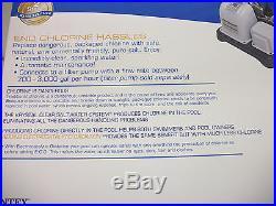 Intex Krystal Clear Saltwater System Model CG-28669 DAMAGED BOX