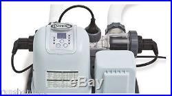 Intex Krystal Clear Saltwater System Pool Chlorinator 15,000 Gallon Water Filter
