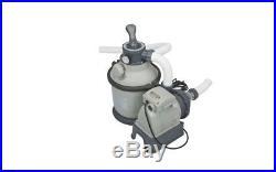 Intex Krystal Clear Sandfilteranlage 4 m³ 28644GS