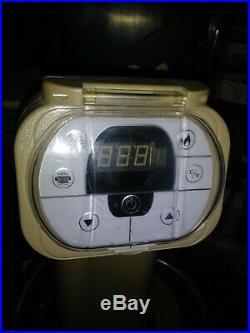 Intex PureSpa Bubble Massage Hot Tub Water Heater and Filter Pump