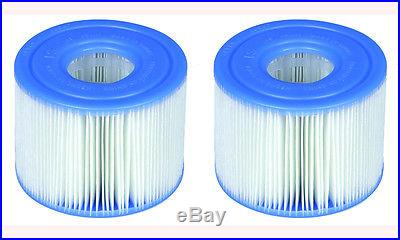 Intex PureSpa Type S1 Replacement Filter Cartridges (12 Pack) 29001E