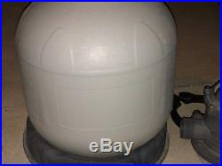 Intex Sand Filter SF20110 Above Ground Swimming Pool Water Cleaner