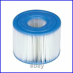 Intex new Filter Cartridges Replacement Pool Spa Water Filters Hot Tub 12 Pack