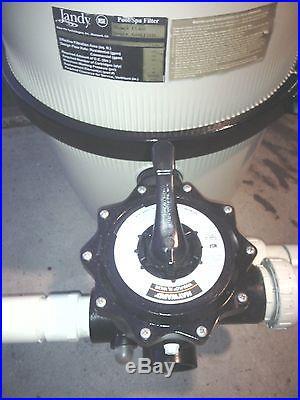Jandy Complete Filter CV460 Cartridge Filter R0465400