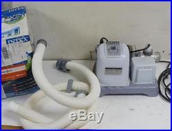 KRYSTAL CLEAR MODEL CS8110 SALT WATER SYSTEM! G330