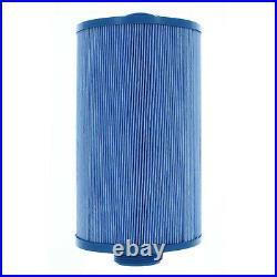 MICROBAN Spa Filter Fits Unicel 4ch-21, Pleatco PDM25P4, Filbur FC-0121