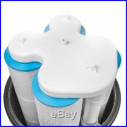 Maximum Clean Clear Plus Inground Swimming Pool SPA 4-Cartridge Filter 425 Sq ft