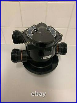 Multiport Valve for Astral Sand Filter with Unions New Hurlcon