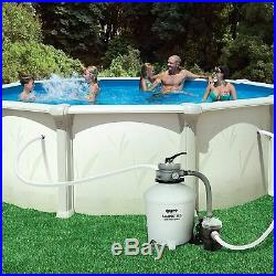 NEW GAME SandPRO 75D Series Complete 0.75HP Replacement Pool Sand Filter Unit