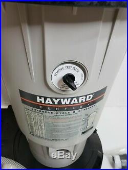 NEW Hayward EC40C92S Above Ground Swimming Pool DE Filter System with1 HP Pump