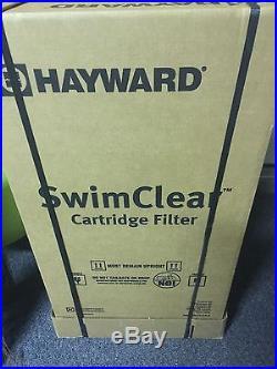 NEW Hayward Swim Clear 150sf Cartridge Filter, #C150S, BELOW WHOLESALE