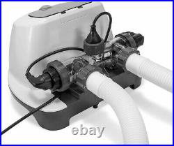 NEW INTEX Krystal Clear Saltwater System 26665EG with E. C. O Up To 15,000 Gallons