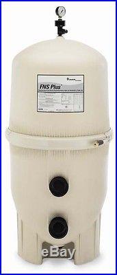NEW PENTAIR 180009 FNS Plus FNSP60 Inground Swimming Pool DE Filter 60 Sq. Ft