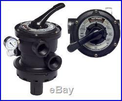 NON-GENERIC SP0714T Valve For Hayward S166T S180T S210T S220T Pool Filter