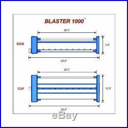 Neoterics Blaster 1000 Swimming Pool Spa Hot Tub Cartridge Filter Cleaner Tool