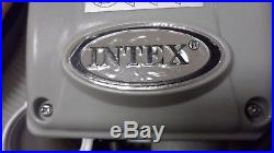 New Intex 1200 GPH Krystal Clear Above Ground Pool Sand Filter Pump Set 28643EG