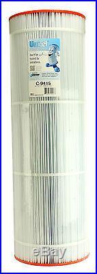 New Unicel C-9415 Pentair Predator Clean & Clear 150 Pool Filter Cartridge C9415