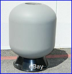 New Zodiac Jandy JS60-SM Side-Mount Sand filter (missing Lid & Pressure Gauge)