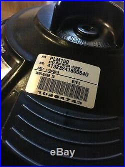 PLEASE READ PLM150 Sta-Rite System 2 Filter 150 Square Feet