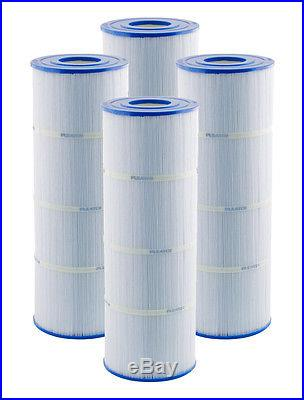 PLEATCO PA75SV FOR HAYWARD POOL FILTER C-7477 CX570RE CX570XRE 4 PACK PA75SVPAK4