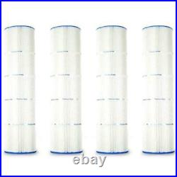 PLEATCO PJAN115-PAK4 Filter Cartridge Set for Jandy CL-460 4-Pack