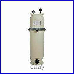Pentair 160316 Clean and Clear Pool Filter Pump Cartridge Assembly (For Parts)