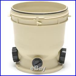 Pentair 178554 75 Sq Ft Filter Tank Bottom, Almond Aft. 1198