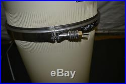 Pentair 180009 FNS Plus Fiberglass Reinforced Polypropylene Material