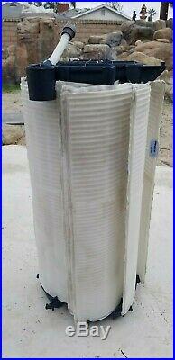 Pentair 180009 Fns Plus FNSP60 Inground Swimming Pool DE Filter 60 Square Ft