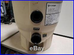 Pentair 188593 Quad D. E. 80 sq ft In-ground Filter With filters READ AD