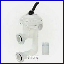 Pentair 261050 Pac Fab Hi-Flow WG Sand Filter Valve With Sight Glass 270160
