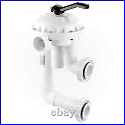 Pentair 261142 Hi-Flow 2 Multiport Valve Kit for FNS Plus/FNS/NSP D. E. Filters