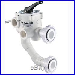 Pentair 261173 Swimming Pool Multi Port Valve Fits Triton Sand Filter SM-10-3