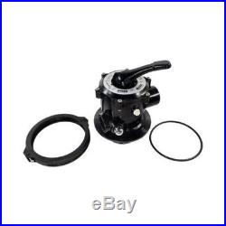 Pentair 261186 Valve Fits Sta-Rite Cristal-Flo High-Rate Pool or Spa Sand Filter