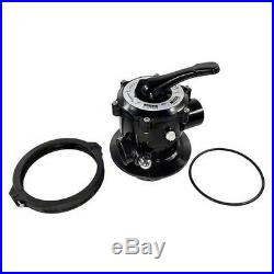 Pentair 261186 Valve Replacement Sta-Rite Cristal-Flo High-Rate Pool Sand Filter