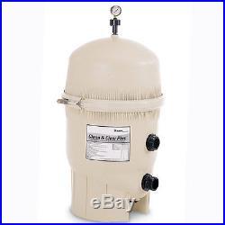 Pentair CCP420 Clean & Clear Plus Inground Swimming Pool Cartridge Filter 160301