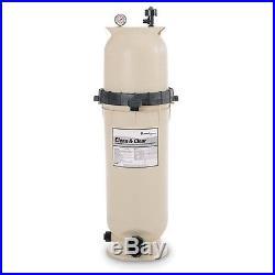 Pentair Clean & Clear 150 CC150 Swimming Pool Cartridge Filter 160317