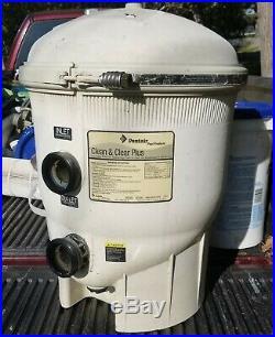 Pentair Clean & Clear Plus 240 Cartridge Filter Used
