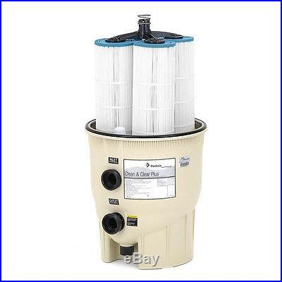 Pentair clean and clear plus ccp420 cartridge 420 sq ft for Pentair water filter