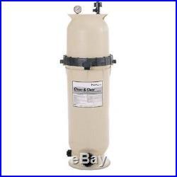 Pentair PacFab 160314 50 Sq. Ft. Clean & Clear Cartridge Filter